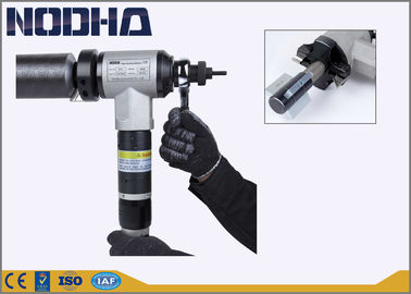High Efficiency Pneumatic Pipe Beveler , Pneumatic Beveling Tools 8.15kgs